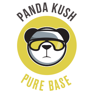 CDB Panda kush pure base eliquid logo