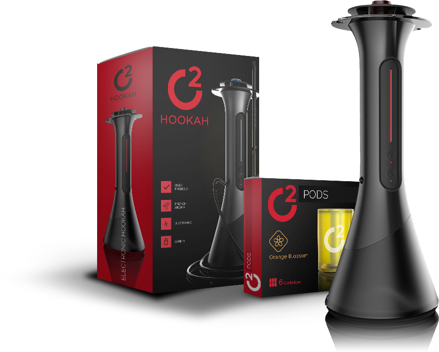 O² Hookah Products